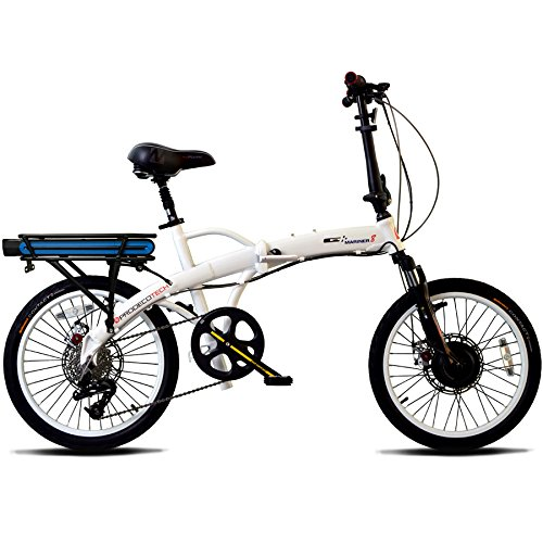 ProdecoTech Mariner 8 v5F 36V300W 8 Speed Electric Bicycle (Large Image)