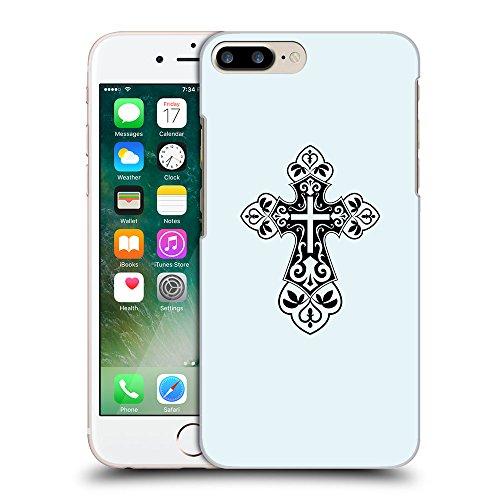 GoGoMobile Coque de Protection TPU Silicone Case pour // Q07820619 Christian Cross 7 Bulles // Apple iPhone 7 PLUS