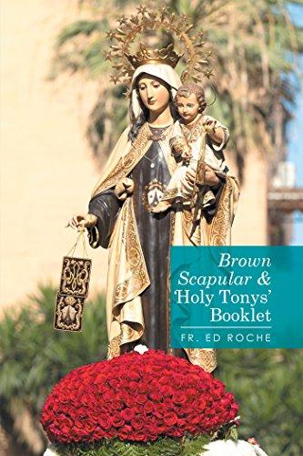 Scapular Brown Prayer - Brown Scapular & 'Holy Tonys' Booklet