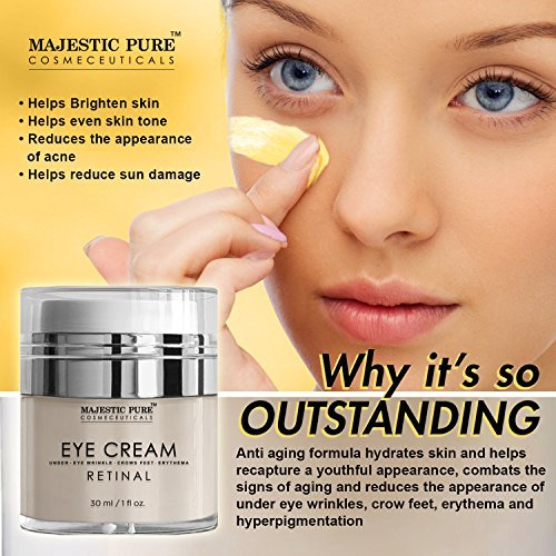 Majestic Pure Anti Aging – Fights Wrinkles, Crow Feet and Hyperpigmentation