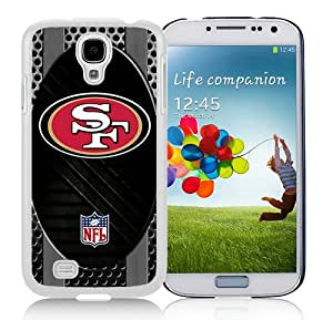 Galaxy S4 Case,San Francisco 49ers White For Samsung Galaxy S4 i9500 Case