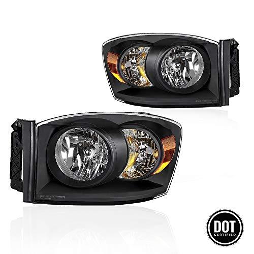 07 dodge ram headlight assembly - 1