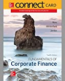 img - for Connect Access Card for Fundamentals of Corporate Finance book / textbook / text book