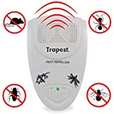 UPGRADED Ultrasonic Natural Indoor Pest Control Pest Repeller - Best Reviews Guide