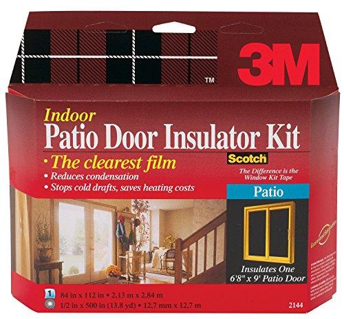 2144W 6 Interior Patio Door Insulator product image