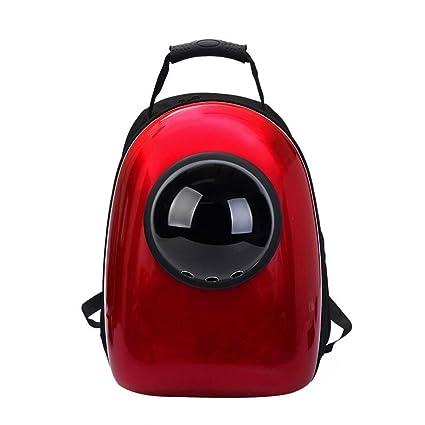 Dixinla Pet Carrier Backpack Pet Space Bag Cat backpack out sneak cat pocket bag Space pet