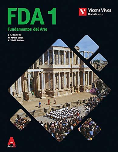 FDA 1 (FUNDAMENTOS DEL ARTE): Amazon.es: J. R. Triadó, M. Pendás, X. Triadó: Libros