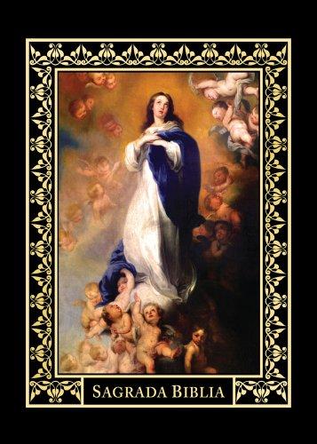 SAGRADA BIBLIA Edicion Inmaculada (Spanish -