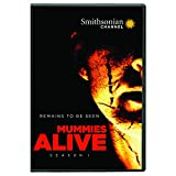 Smithsonian: Mummies Alive DVD