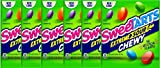 NEW Sweetarts Candy Extreme Sour Tangy, Chewy Sours Candy - 3.5 oz (6)