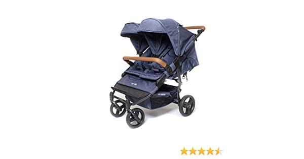 Baby Monsters Silla Gemelar Easy twin Jeans Edición Especial: Amazon.es: Bebé