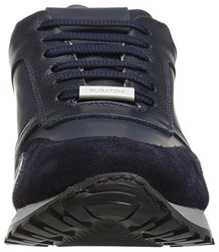 Bleu Hommes Bugatchi Hommes Sneaker Vesuvio Bugatchi UWPwx0qIU
