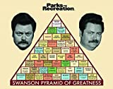 Best Culturenik Man Posters - Parks and Recreation Ron Swanson Pyramid Workplace Comedy Review