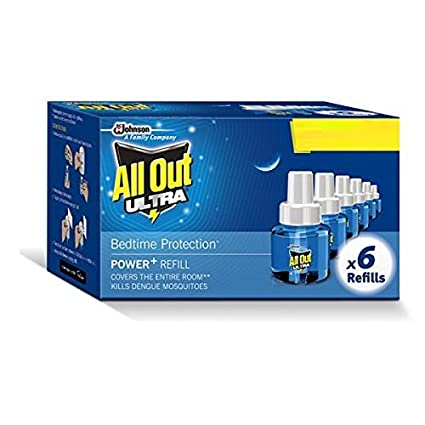 All out ultra clear refill saver 270ml pack of 6 amazon all out ultra clear refill saver 270ml pack of 6 fandeluxe Image collections