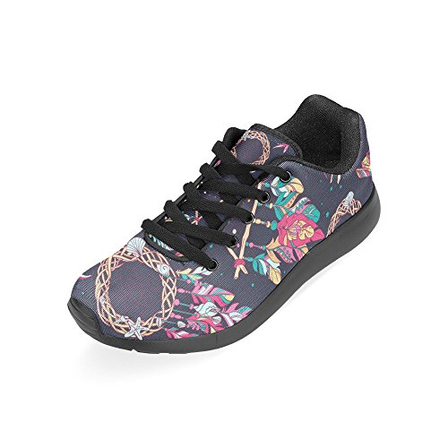 InterestPrint Womens Jogging Running Sneaker Lightweight Go Easy Walking Comfort Sports Athletic Shoes gWc5syREW