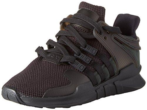 adidas Damen EQT Support ADV W Fitnessschuhe Schwarz (Core Black/core Black/sub Green S13)