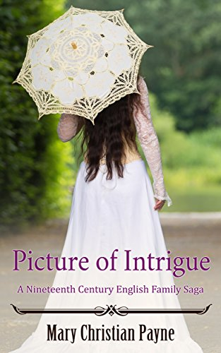 Picture of Intrigue: A Historical Romance Novel (Herrington Trilogy Book 2)