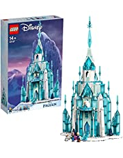 LEGO Disney Princess 43197 The Ice Castle (1709 Pieces)