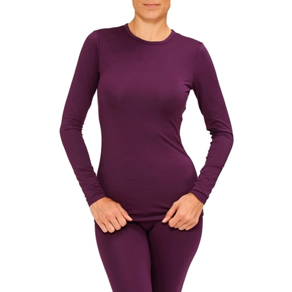 Cuddl Duds Stretch Microfiber Crew top