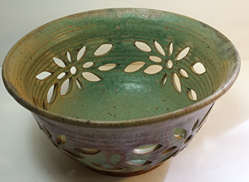 Large Fruit Bowl by G HOUSTON POTTERY