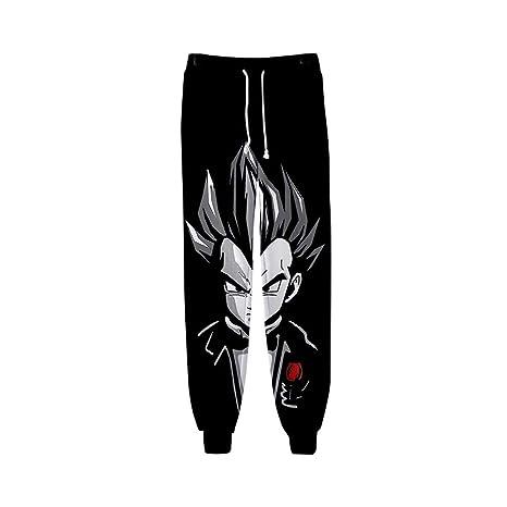 H&Y Pantalones de Chándal de Moda Pantalones de Chándal Anime ...