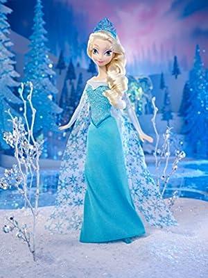 Disney Frozen Sparkle Princess Elsa Doll