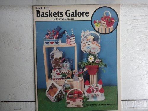 Baskets Galore (plastic canvas)