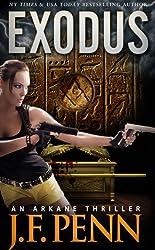 Exodus, An ARKANE Thriller (Book 3) (English Edition)