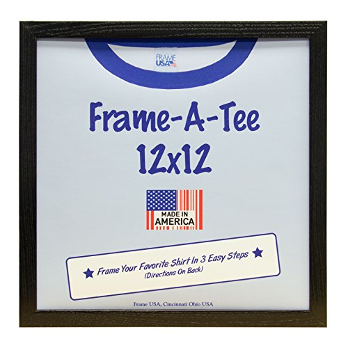 Frame USA F29300 T-Shirt Frame (12x12, Black)