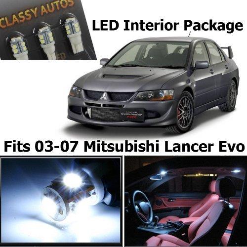Evo 8 Led Interior Lights