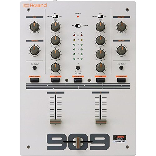Roland DJ-99 2-Channel DJ Mixer by Roland