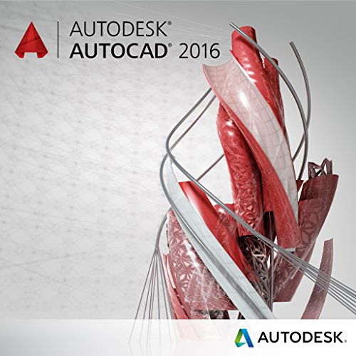 AutoCAD LT 2016 Commercial SLM - New Retail Box (PC)