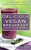 Delicious Vegan Breakfast Cookbook