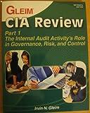 CIA 1 2012, Gleim, 1581940203