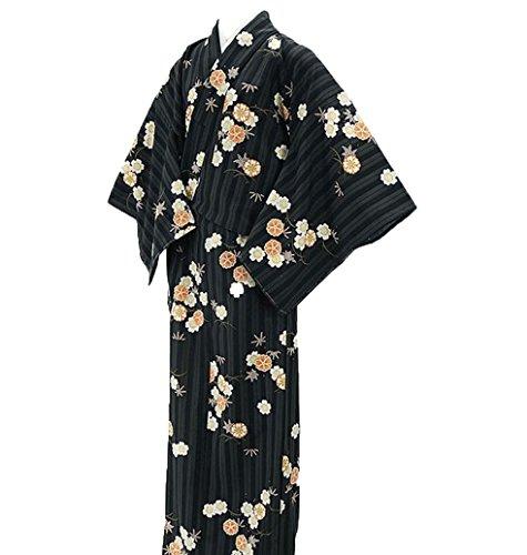 きもの翔鶴 単衣 洗える着物 ポリエステル小紋