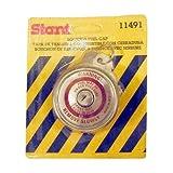 Locking Gas Cap Size: 5.75'' H x 4.88'' W x 2.07'' D