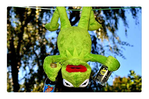 Tree26 Indoor Floor Rug/Mat (23.6 x 15.7 Inch) - Kermit Frog Drink Alcohol Drunk Depend