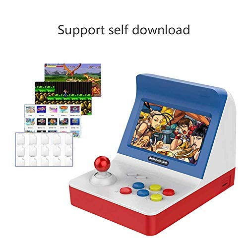 Amazon com: Julyfox Mini Arcade Games Machine Portable