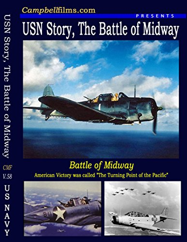 The Battle of Midway SBD TBD USS Yorktown, CV-5 Squadron 8 Disaster, Imperial Japanese Navy old films DVD