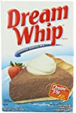 Dream Whip Whipped Topping Mix, 5.2 Ounce (Pack of 12)