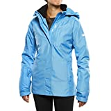 The Orion Series Women's (Womens) Jacket,  NASA Inspired Solarcore Aerogel Insulation Technology, Thin Winter Jacket, Waterproof, by Oros Apparel Mosaic Blue S