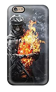 New Iphone 6 Case Cover Casing(battlefield 3 Zombie)