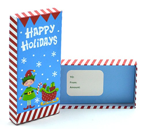 [해외]크리스마스 머니, 확인 & amp; /Christmas Money, Check & Gift Card Holder Boxes (Set of 4)
