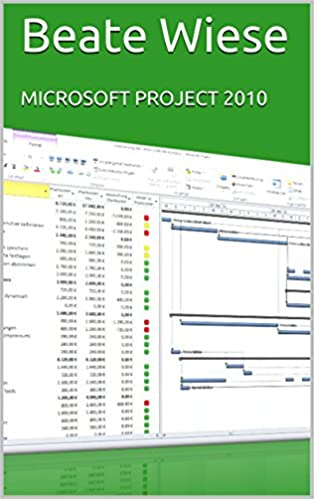Microsoft Project 2010 Step By Step Ebook