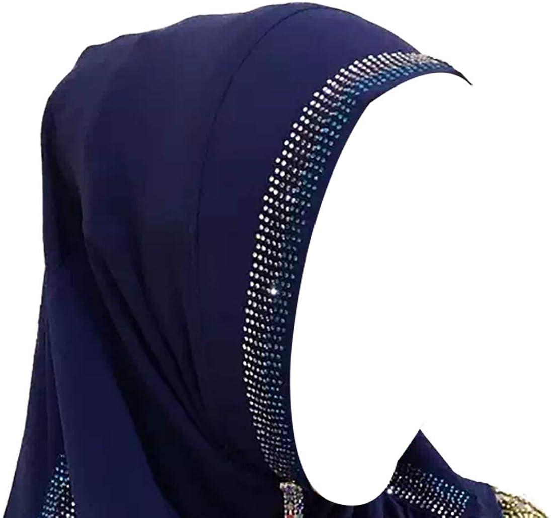 Muslim Kopftuch Wraps Schleier Party Hochzeit Ramadan Gebet Turban zhbotaolang Moslem Islamisch Arabisch Frau Hijabs