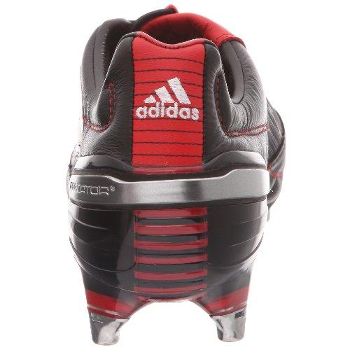 Adidas X Predator X SG black-predator run Negro (noir/blanc prédator/rouge prédator)