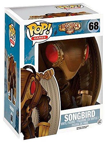 Funko 599386031 - Figura Bioshock - Songbird (14