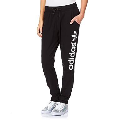 1ae26bd29bc9d adidas Originals Women's Light Logo Track Pants - Grey - 20UK ...