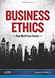 Business Ethics : Real-World Case Studies, American Institute of Certified Public Accountants, 1937350959
