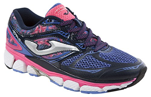 Joma Women's Hispalis Lady Running Shoes Blue (Navy) 60yqLFM4